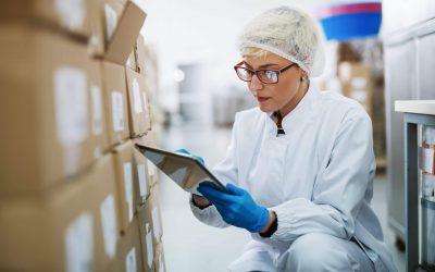 Track, Trace und Control für die Lebensmittelsicherheit und mehr in der Produktion